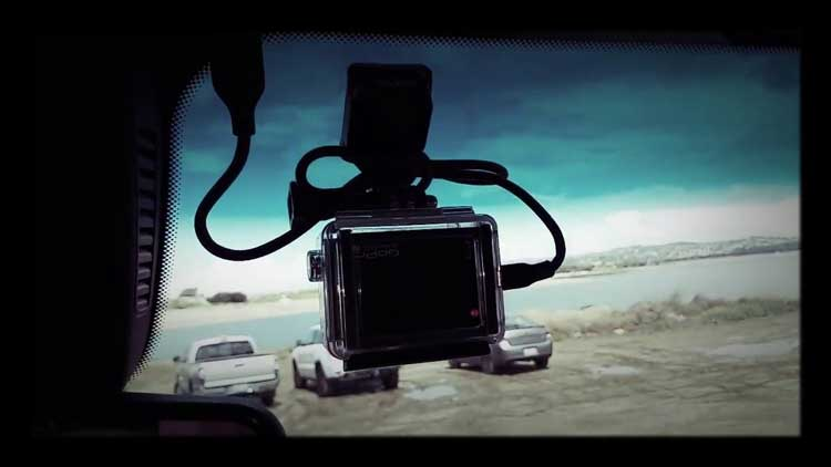 GoPro an effective dash cam
