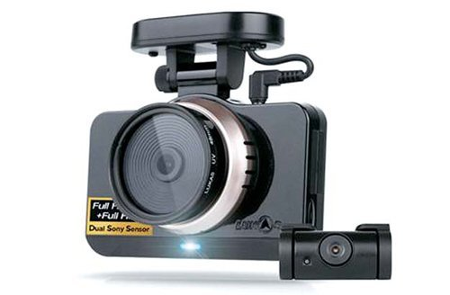 best front and rear dashcam
