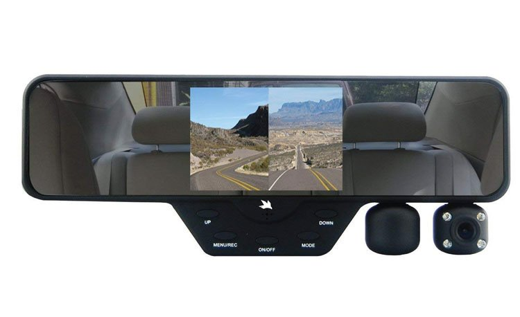 falcon zero f360 best mirror eyewitness dashcam