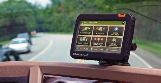 Garmin GPS Dash Cam with Navigation