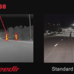 dash cam thermal night vision