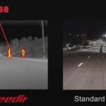 dash cam thermal night vision